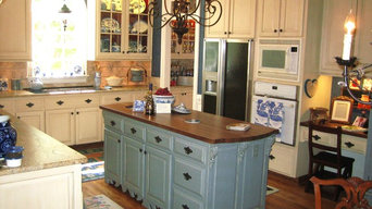 Various Kitchen Cabinets (NC)