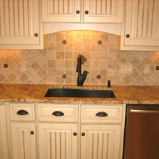 Traditional Kitchen by TC Artworks Inc