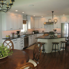 Traditional Kitchen by Cottage Industries, Inc