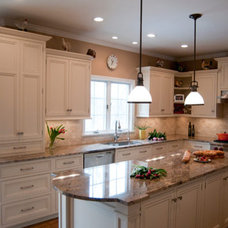 Kitchen by Murphy Brothers Contracting