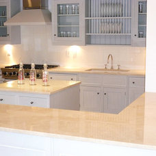 Traditional Kitchen by Complete Tile Collection