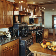 Traditional Kitchen by The Old World Cabinet Company