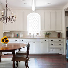Traditional Kitchen by Liz Williams Interiors