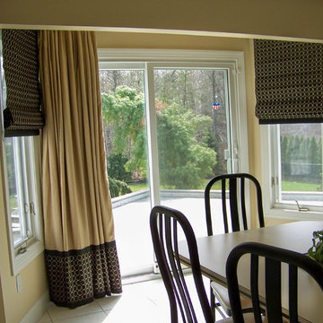 Various Window Treatment Projects