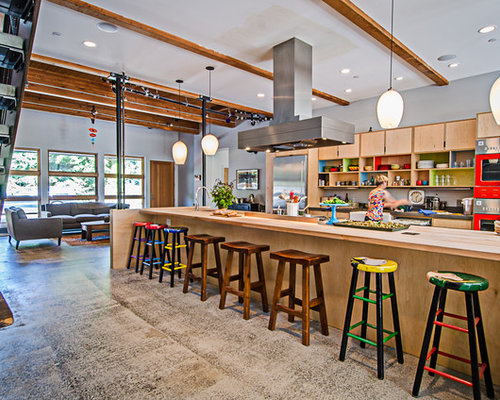 Best kerf cabinets design ideas remodel pictures houzz for Daycare kitchen ideas