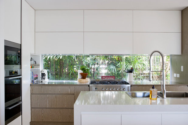 Houzz Tour Light Space And Warmth Transform A 1950s House In Sydney