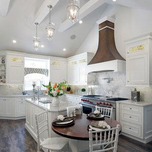 Vaulted Ceiling Kitchen, Rockville Centre  1404