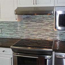Traditional Kitchen by Rocky Point Tile