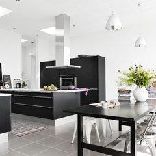 Modern Kitchen by VELUX