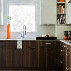 Contemporary Kitchen by Venegas and Company