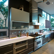 Contemporary Kitchen by Authentic Construction