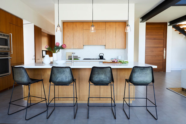 Contemporary Kitchen by Jette Creative