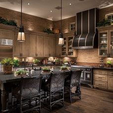 Traditional Kitchen by Camelot Homes