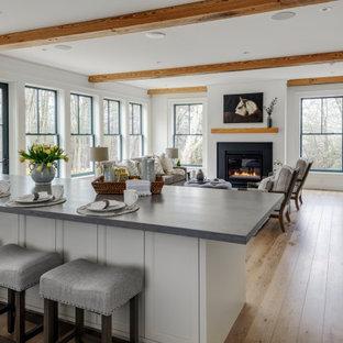 Verdant Living- Kitchen to Family Room