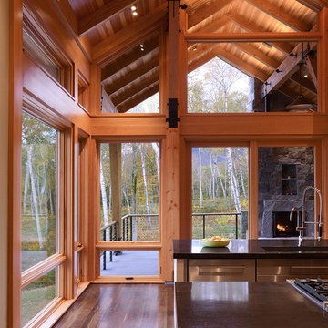 Vermont Mountain House