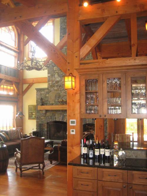 Vermont Ski House Ideas, Pictures, Remodel And Decor