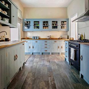 Vernacular House Kitchen