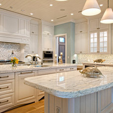 Traditional Kitchen by Busby Cabinets