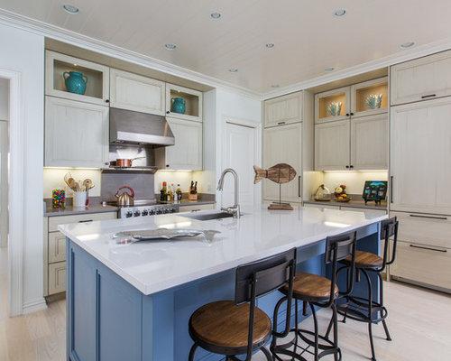Fantastic Beach Condo Kitchen Design Ideas Remodel Pictures Houzz Largest Home Design Picture Inspirations Pitcheantrous