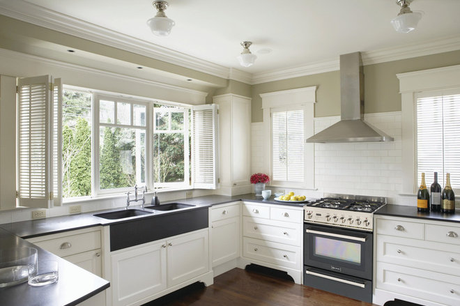 Transitional Kitchen by EuroChef USA