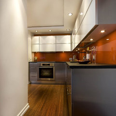 modern kitchen by John Kelly Architects
