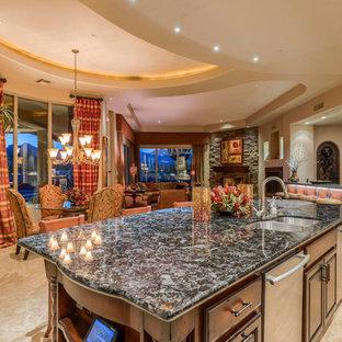 Southwestern kitchen inspiration - Inspiration for a southwestern kitchen remodel in Phoenix