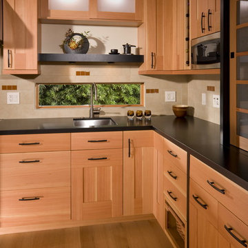 Vertical Grain Fir Cabinetry