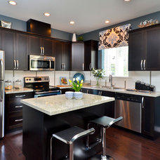 Traditional Kitchen by Concept to Design Inc.