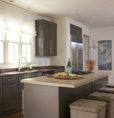 contemporary kitchen by Dana Wolter