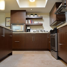 Contemporary Kitchen by An Original, Inc.