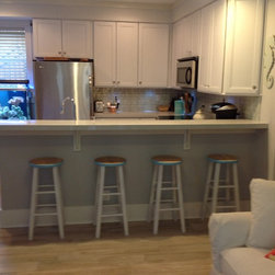 Gorgeous light and bright finishes made a huge difference when you ...