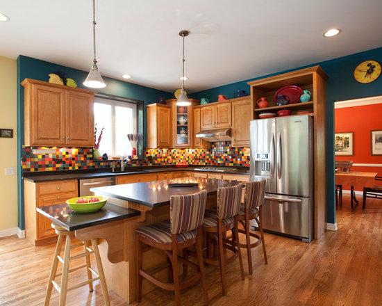 Beautiful Modern Kitchens Houzz