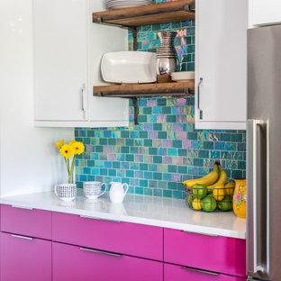 Vibrant Kitchen Remodel