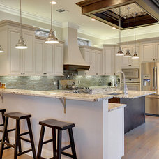 Mediterranean Kitchen by Vision Investment Group NOLA