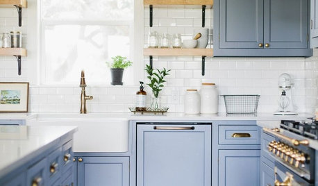 How to Mix and Match Your Kitchen Cabinet Hardware