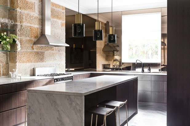 Contemporary Kitchen by Alexandra Kidd Design