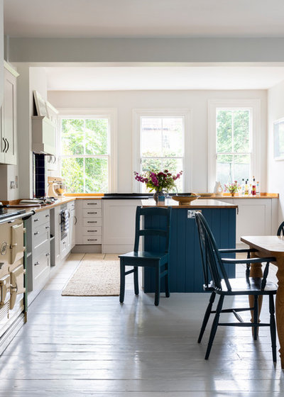 Traditional Kitchen by Imperfect Interiors