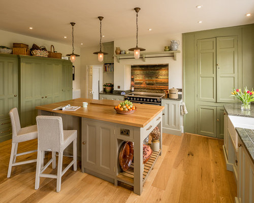 Victorian Country House Kitchen North Lincolnshire