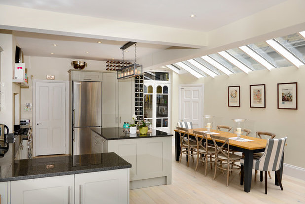 Victorian Kitchen by Ruth Noble Interiors