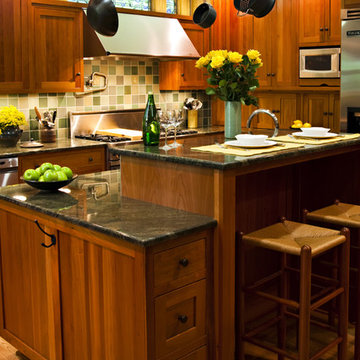 Victorian Home Kitchen Addition and Remodel