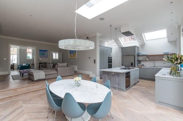 Contemporary Kitchen by Laura Butler-Madden