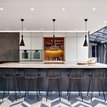Victorian House with a Modern Twist - Kitchen