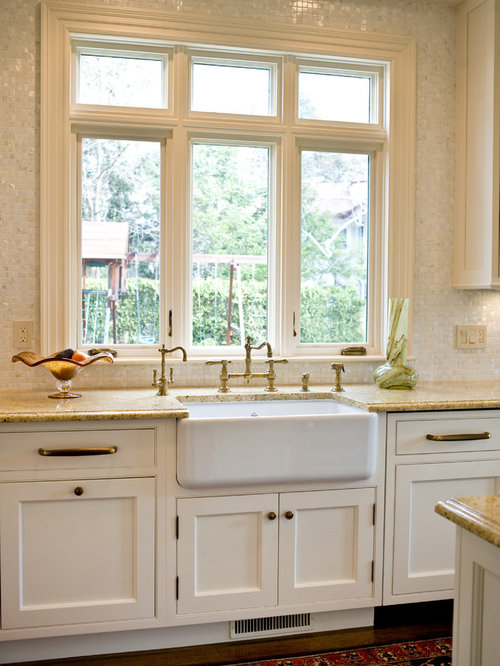 Antique Brass Kitchen Faucets Ideas, Pictures, Remodel and ...