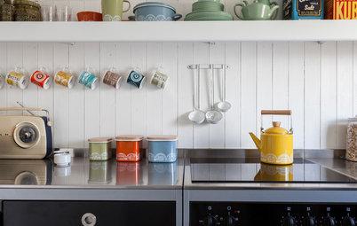 Houzz frågar: Hur lagar du ditt te eller kaffe på morgonen?