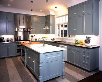 hiring a kitchen designer. Traditional Kitchen by Gast Architects How to Work With a Designer