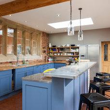 Farmhouse Kitchen by Chris Snook