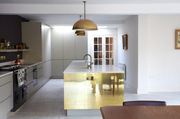 Contemporary Kitchen by Blakes London