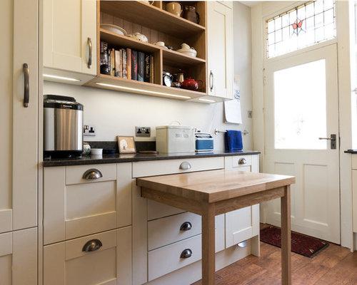 35 victorian kitchen design photos with white appliances