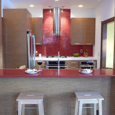 modern kitchen by Fox Interiors