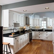 Contemporary Kitchen by AHMANN LLC
